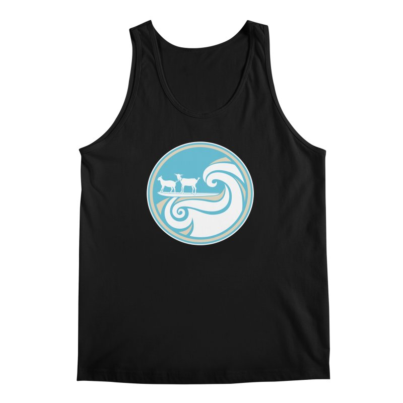 Shredding the Gnar Men's Regular Tank by ishCreatives's Artist Shop