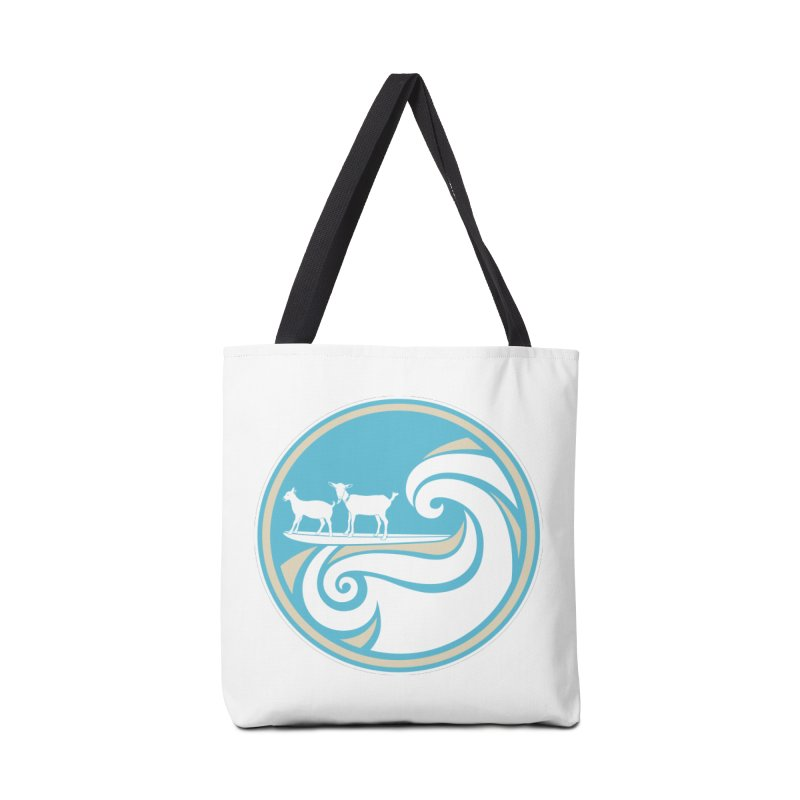 Shredding the Gnar Accessories Bag by ishCreatives's Artist Shop