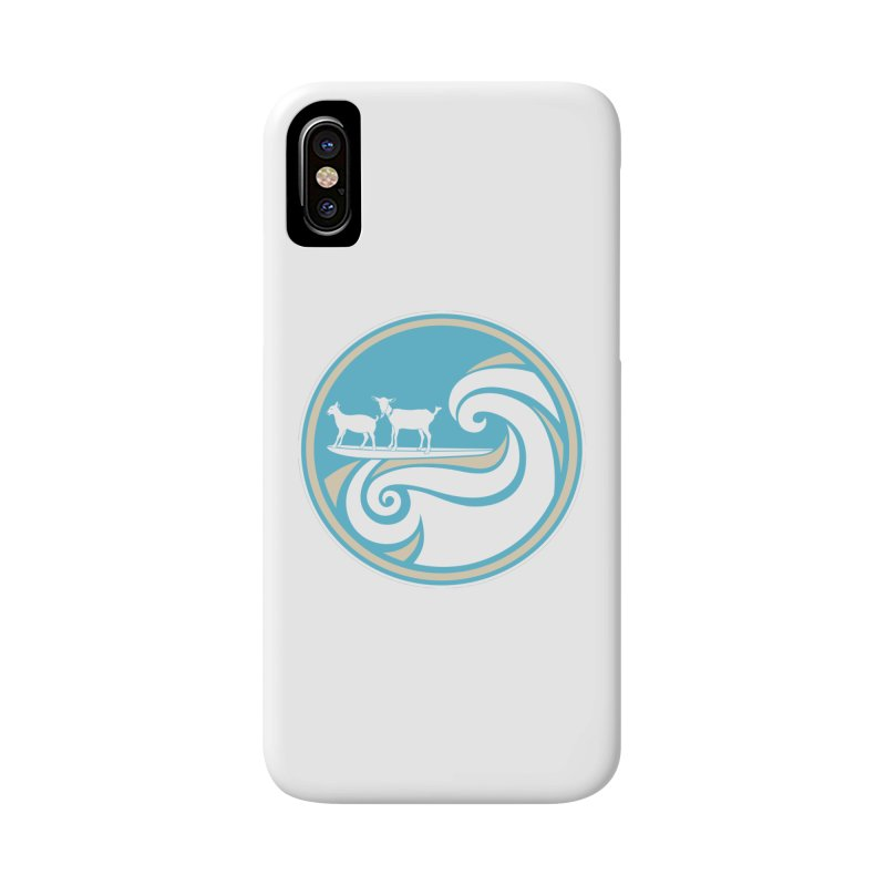 Shredding the Gnar Accessories Phone Case by ishCreatives's Artist Shop