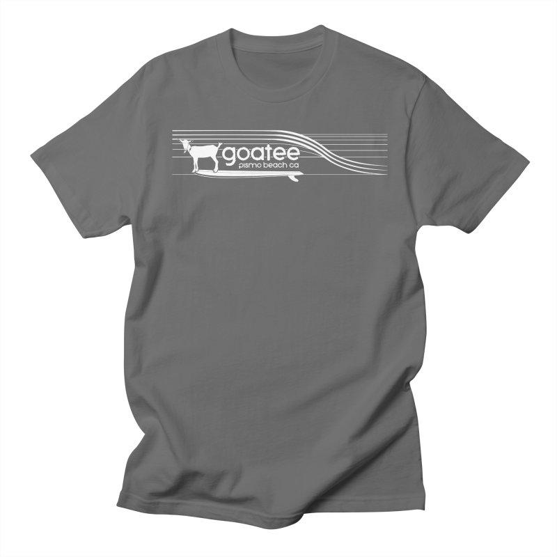 Goatee, The Original Surfing Goat Men's T-Shirt by ishCreatives's Artist Shop
