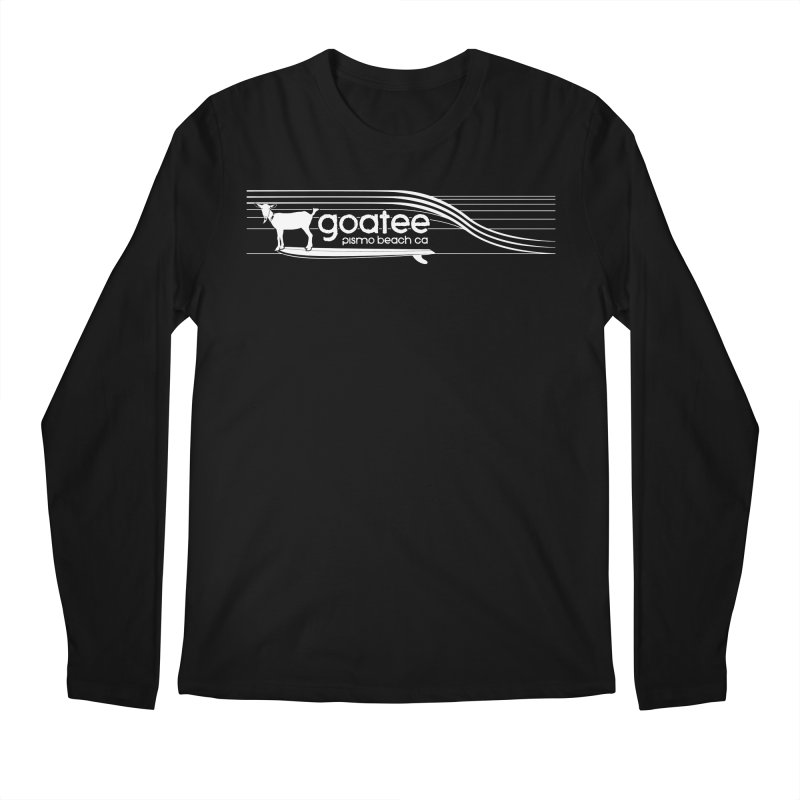 Goatee, The Original Surfing Goat Men's  by ishCreatives's Artist Shop