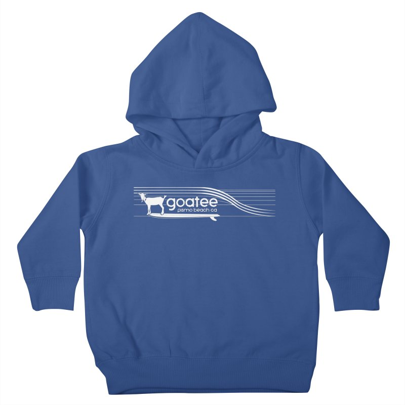 Goatee, The Original Surfing Goat Kids  by ishCreatives's Artist Shop