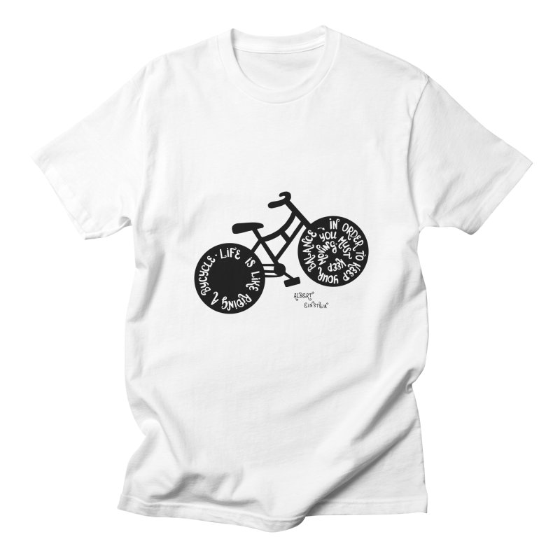 Life is moving  Men's T-Shirt by Ira Shepel Artist Shop
