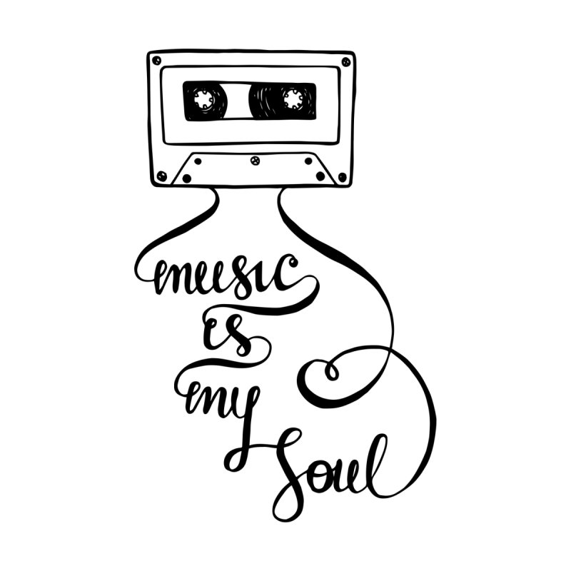 Music is my soul by Ira Shepel Artist Shop