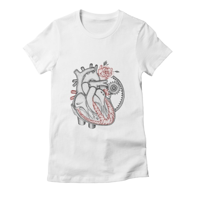 Heartful Women's  by Ira Shepel Artist Shop