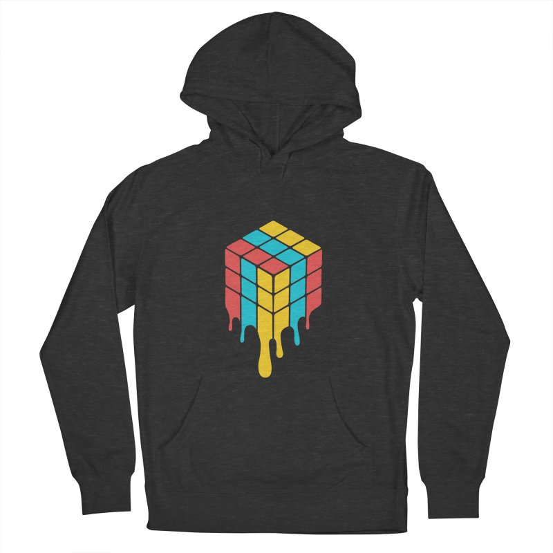 Melting colors Men's Pullover Hoody by Ira Shepel Artist Shop