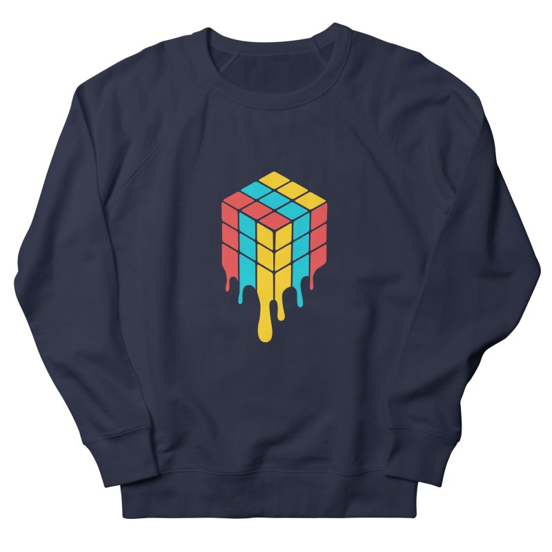 Melting colors Men's Sweatshirt by Ira Shepel Artist Shop