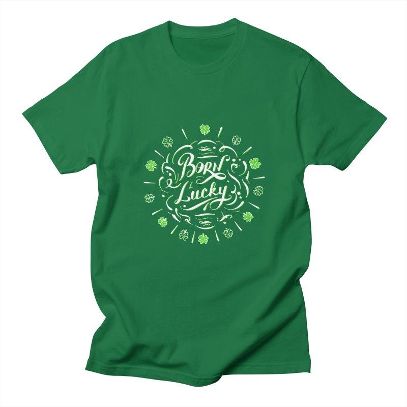 Born Lucky    by Ira Shepel Artist Shop