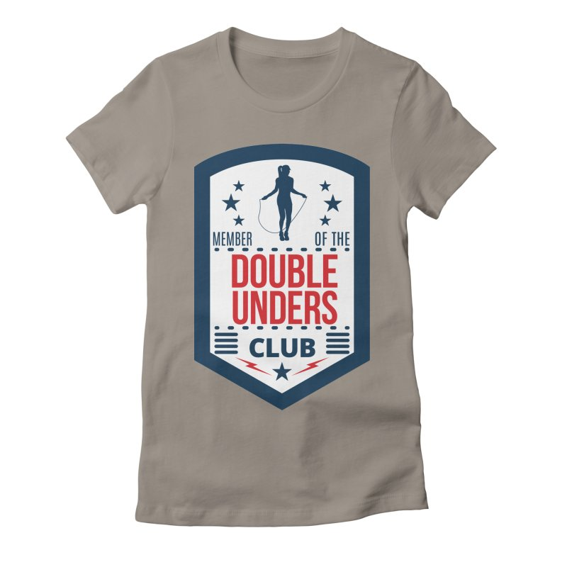 Dub Club for Women Women's T-Shirt by Is the WOD up yet?