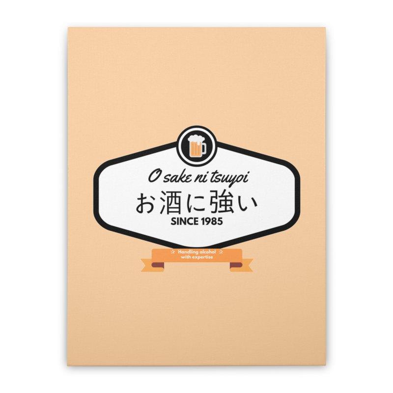 O sake ni tsuyoi   by itelchan's Artist Shop