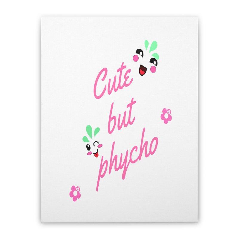 Cute but Psycho   by itelchan's Artist Shop