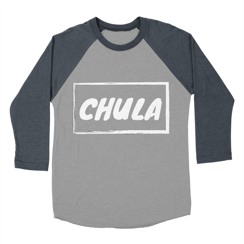 Chula Women's Baseball Triblend T-Shirt by itelchan's Artist Shop