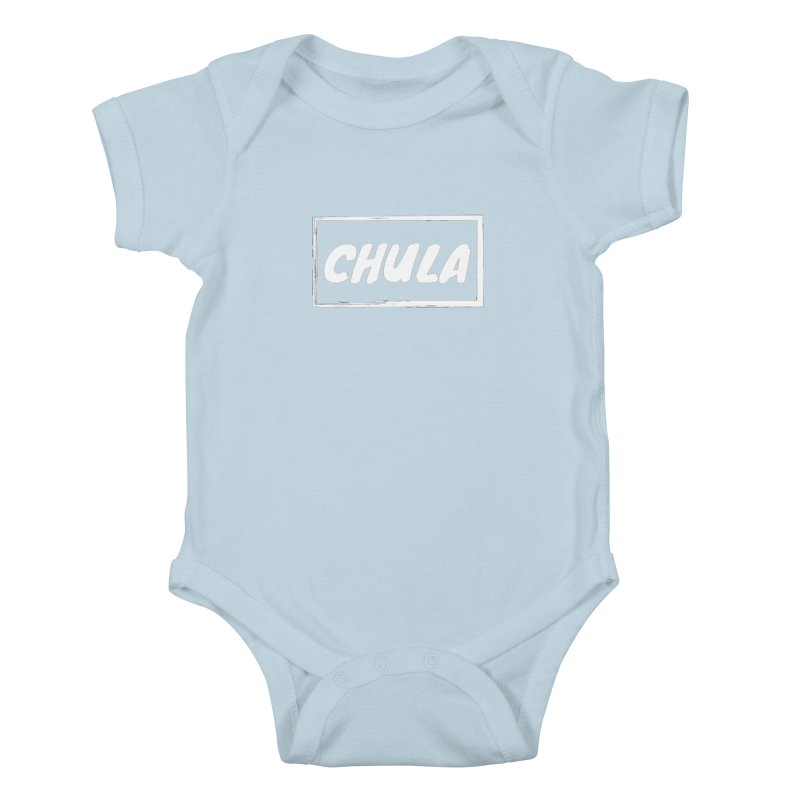 Chula Kids Baby Bodysuit by itelchan's Artist Shop
