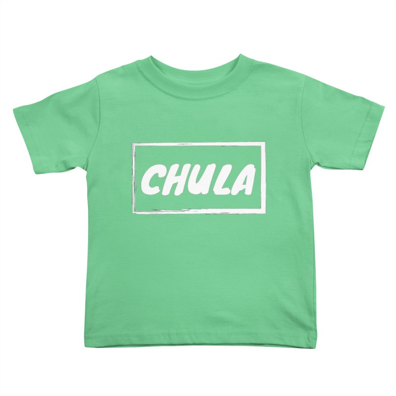 Chula Kids Toddler T-Shirt by itelchan's Artist Shop