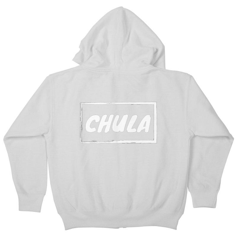 Chula Kids Zip-Up Hoody by itelchan's Artist Shop