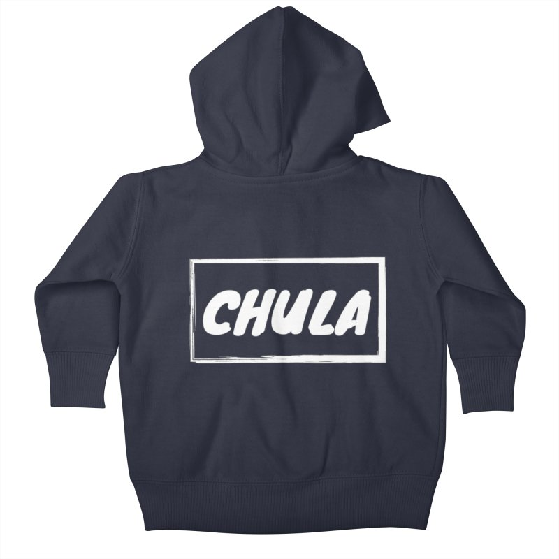 Chula Kids Baby Zip-Up Hoody by itelchan's Artist Shop
