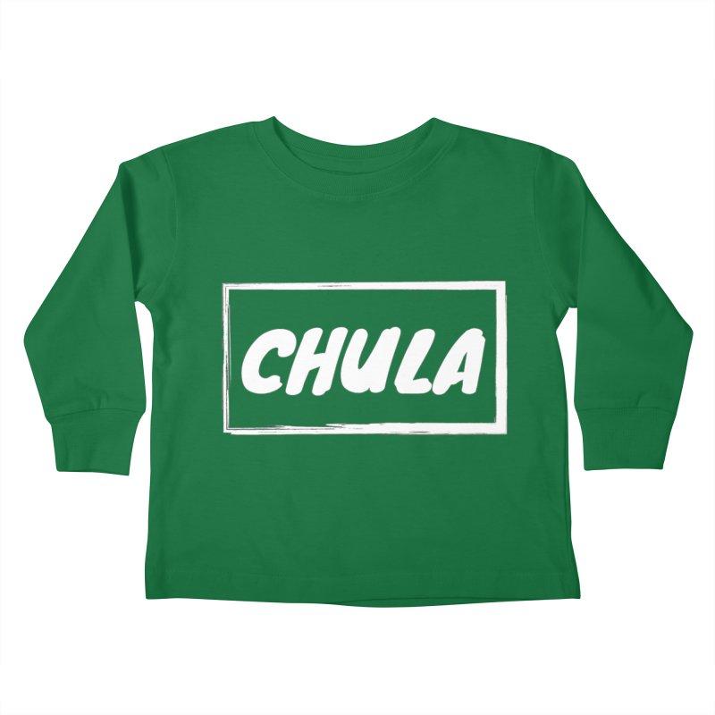 Chula Kids Toddler Longsleeve T-Shirt by itelchan's Artist Shop