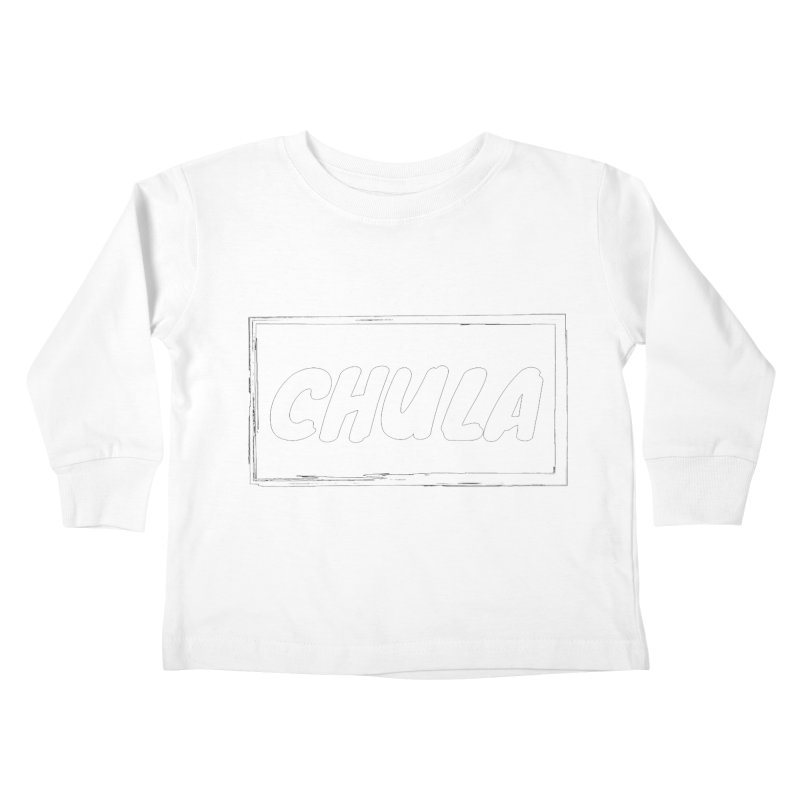 Chula Kids Toddler Longsleeve T-Shirt by itelchan's Artist Shop