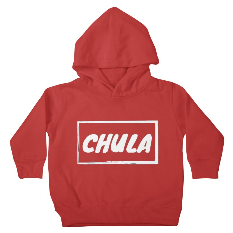 Chula Kids Toddler Pullover Hoody by itelchan's Artist Shop