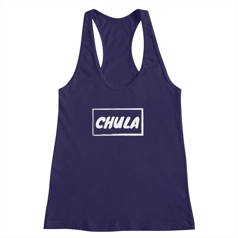 Chula Women's Racerback Tank by itelchan's Artist Shop