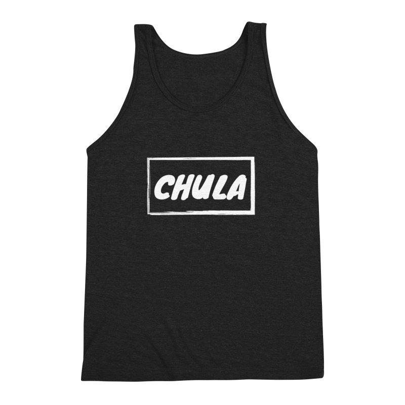 Chula Men's Triblend Tank by itelchan's Artist Shop