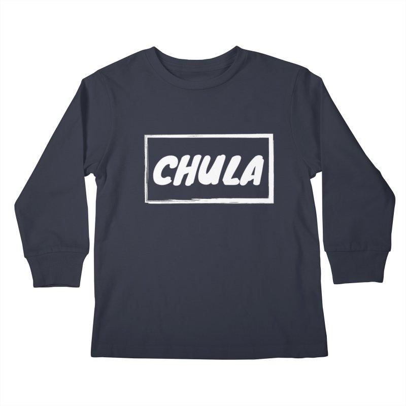 Chula Kids Longsleeve T-Shirt by itelchan's Artist Shop