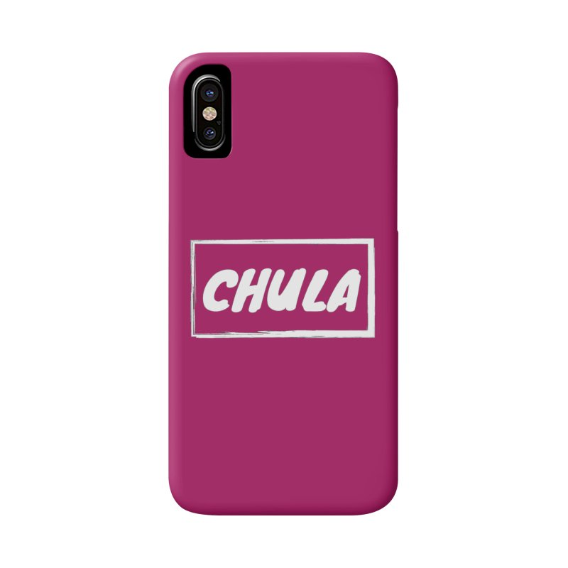 Chula Accessories Phone Case by itelchan's Artist Shop