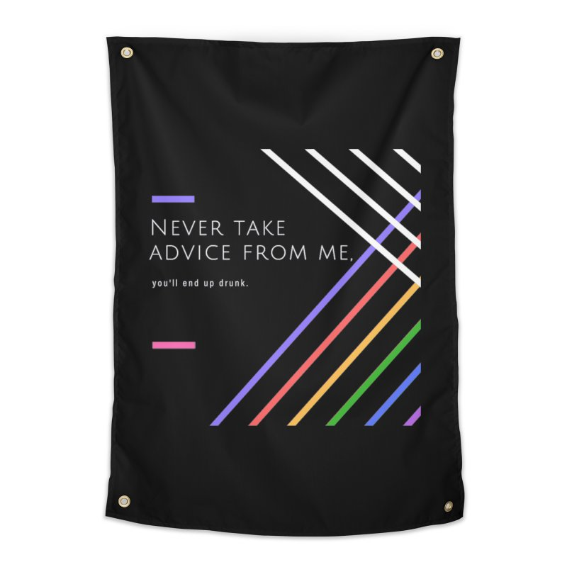 My Advice Home Tapestry by itelchan's Artist Shop
