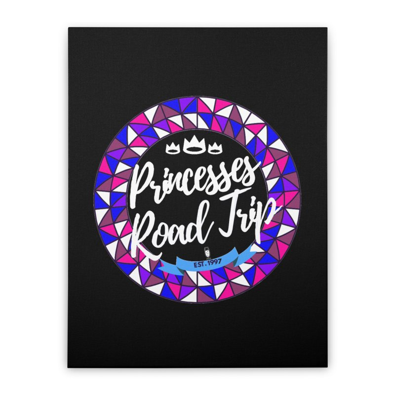 Princesses Road Trip Home Stretched Canvas by itelchan's Artist Shop