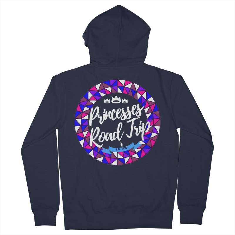 Princesses Road Trip Women's Zip-Up Hoody by itelchan's Artist Shop