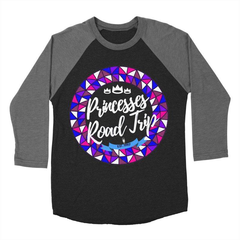 Princesses Road Trip Women's Baseball Triblend T-Shirt by itelchan's Artist Shop
