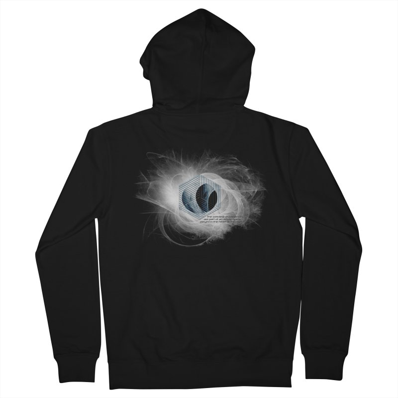 Nietzsche and Dissonance Women's Zip-Up Hoody by itelchan's Artist Shop