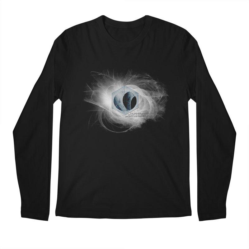 Nietzsche and Dissonance Men's Longsleeve T-Shirt by itelchan's Artist Shop
