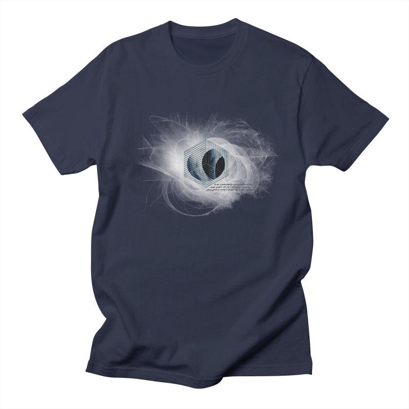 Nietzsche and Dissonance Women's Unisex T-Shirt by itelchan's Artist Shop