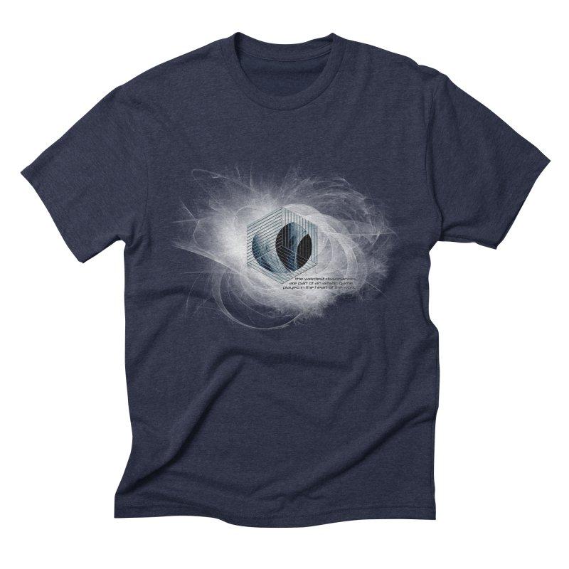 Nietzsche and Dissonance Men's Triblend T-shirt by itelchan's Artist Shop