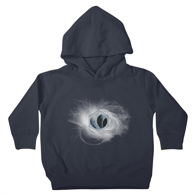 Nietzsche and Dissonance Kids Toddler Pullover Hoody by itelchan's Artist Shop