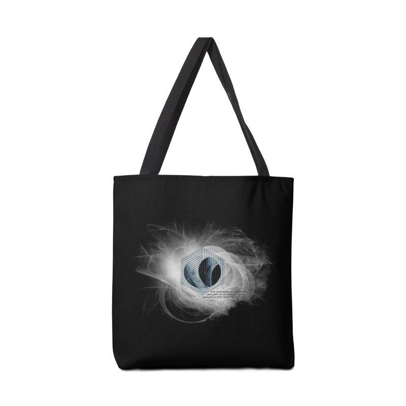 Nietzsche and Dissonance Accessories Bag by itelchan's Artist Shop