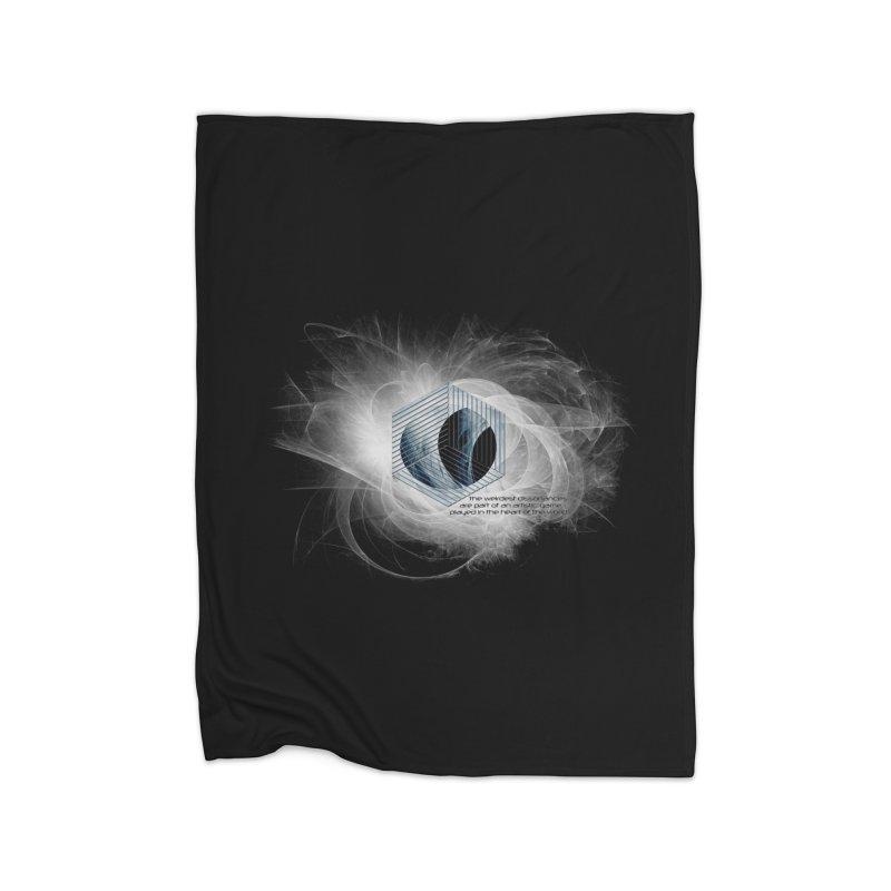 Nietzsche and Dissonance Home Blanket by itelchan's Artist Shop
