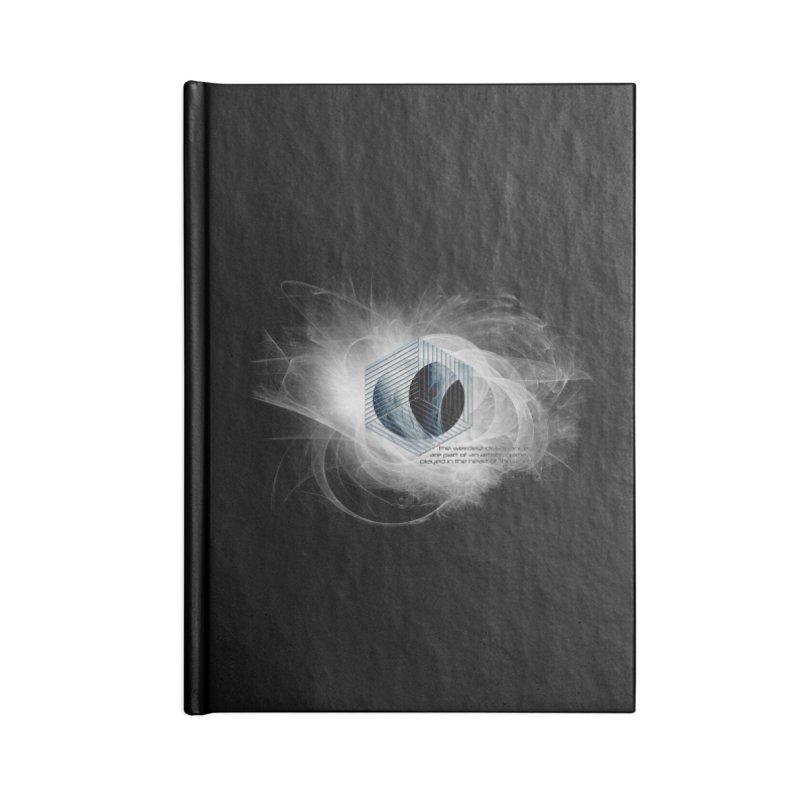 Nietzsche and Dissonance Accessories Notebook by itelchan's Artist Shop