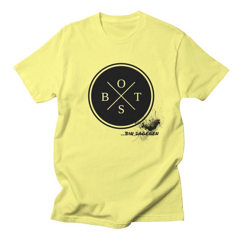 Gegen Obst - Against Fruits Women's Unisex T-Shirt by itelchan's Artist Shop