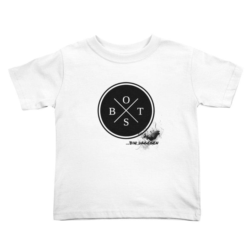 Gegen Obst - Against Fruits Kids Toddler T-Shirt by itelchan's Artist Shop