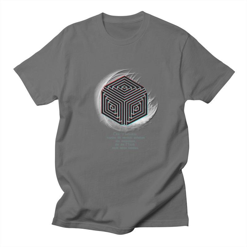 Für Verrückt Gehalten Women's Unisex T-Shirt by itelchan's Artist Shop