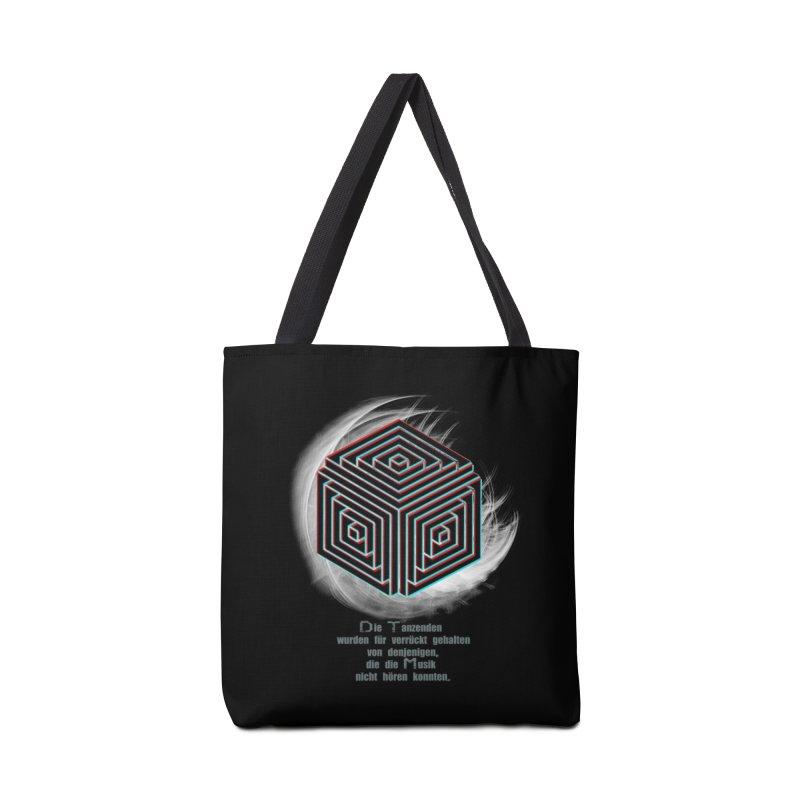 Für Verrückt Gehalten Accessories Bag by itelchan's Artist Shop