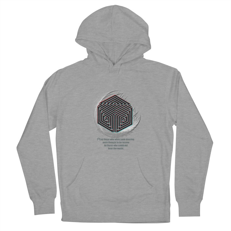 Considered Crazy Women's Pullover Hoody by itelchan's Artist Shop
