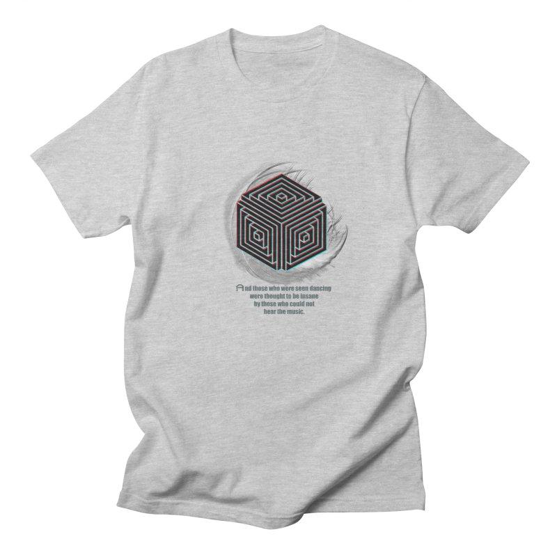 Considered Crazy Women's Unisex T-Shirt by itelchan's Artist Shop