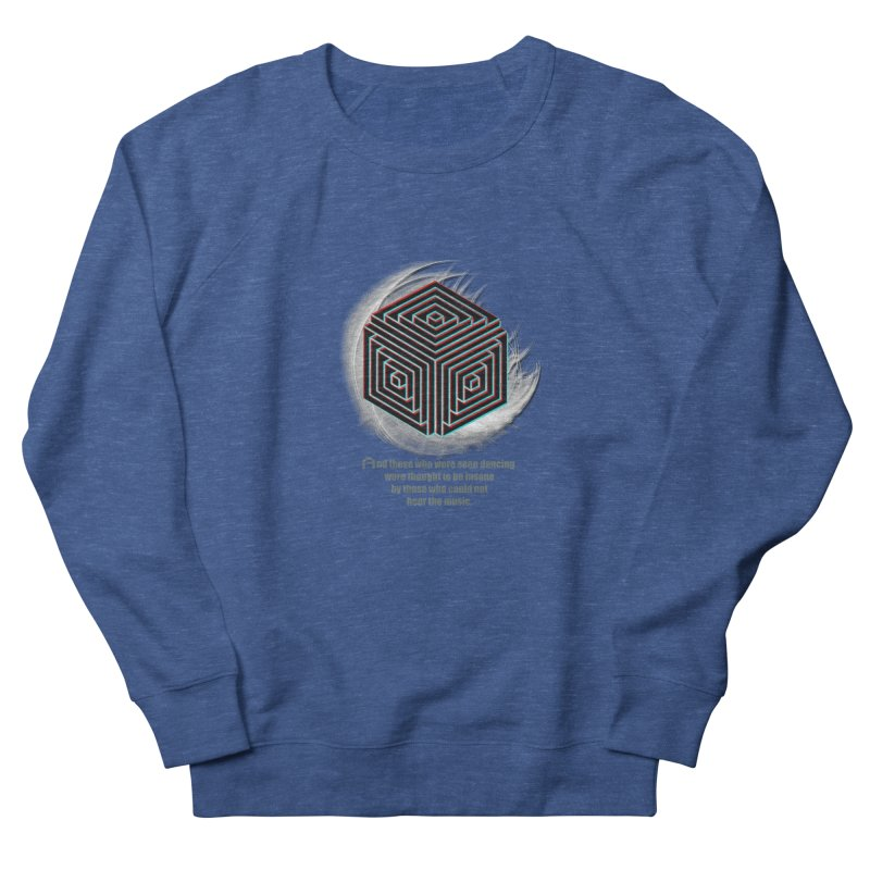 Considered Crazy Women's Sweatshirt by itelchan's Artist Shop