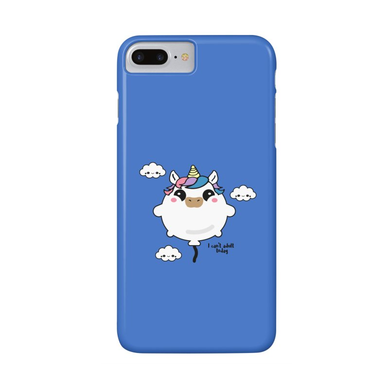 I can't adult today Accessories Phone Case by itelchan's Artist Shop