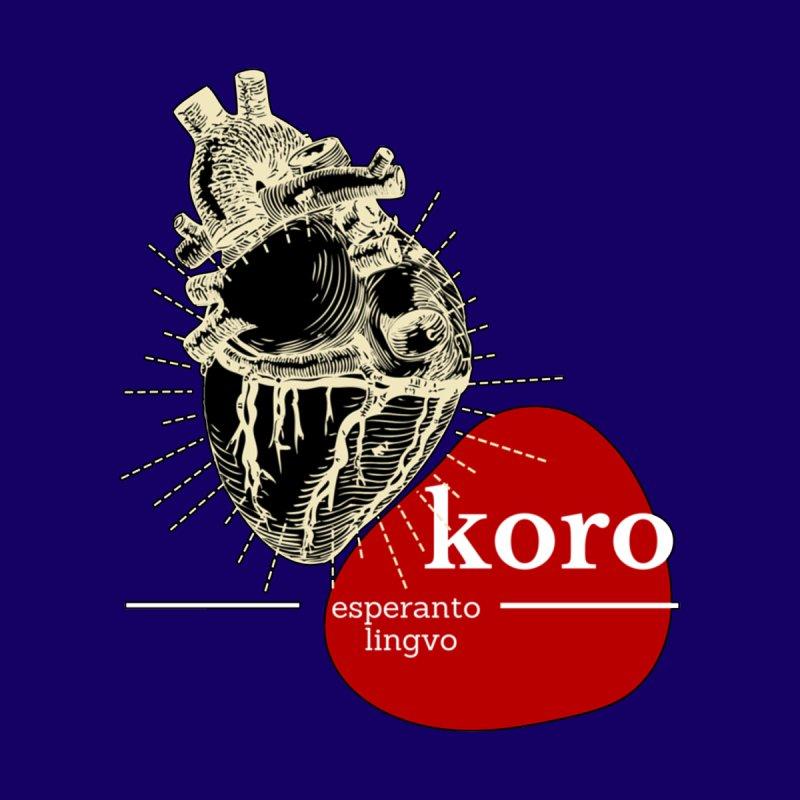 Koro - Esperanto Heart None  by itelchan's Artist Shop