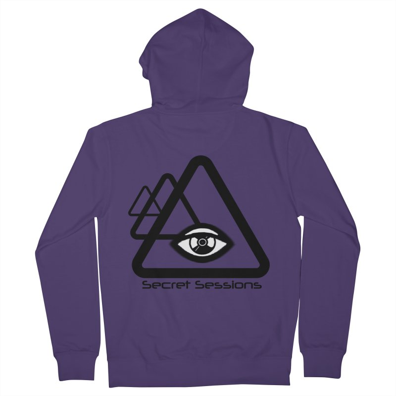 Secret Sessions Women's Zip-Up Hoody by itelchan's Artist Shop