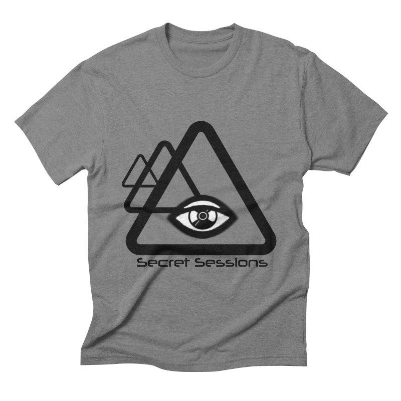 Secret Sessions Men's Triblend T-Shirt by itelchan's Artist Shop